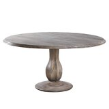 Roxann Solid Wood Dining Table by Bloomsbury Market