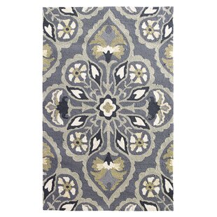 Buy clear Pierre Pewter Area Rug By CompanyC