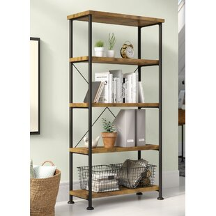 Laurel Foundry Modern Farmhouse Epineux Etagere Bookcase