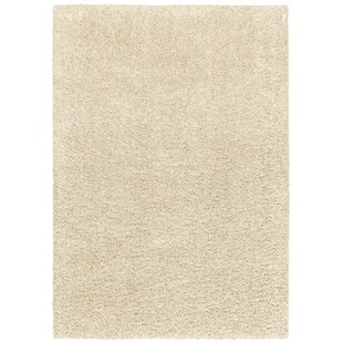 Big Save Vanessa Hand-Tufted White Area Rug By Threadbind