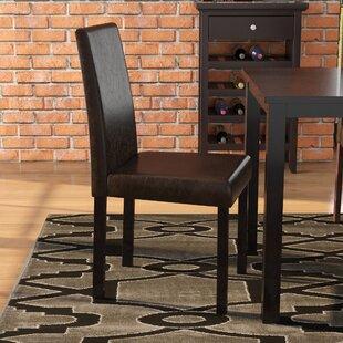 Andover Mills Elderton Parsons Chair (Set of 4)