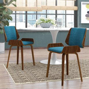 Burney Upholstered Dining Chair (Set of 2..