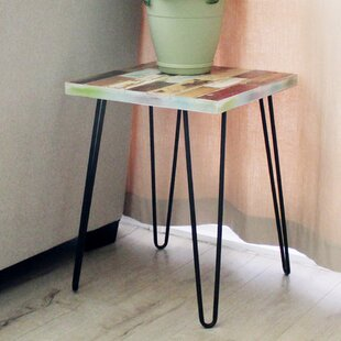 Inexpensive Buckles End Table By Union Rustic