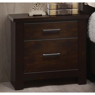 Octavia 2 Drawer Nightstand by Latitude Run