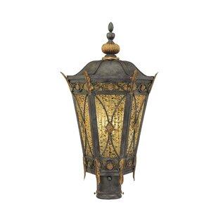 Reviews Monte Titano Outdoor 1-Light Lantern Head By Metropolitan by Minka