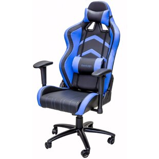 Yeldell Racing Style PC & Racing Game Chair by Latitude Run Bargain