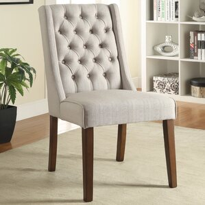 parson chair set of 2