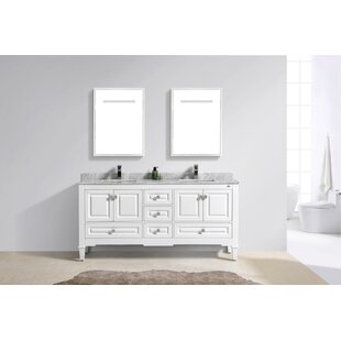 Aaliyah Fayer 72 Double Bathroom Vanity Set by Alcott Hill