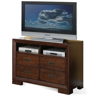 Loon Peak Lancaster 4 Drawer Media Chest