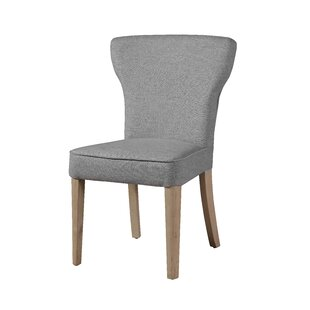 Easter Fan Back Upholstered Dining Chair by George Oliver
