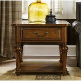 Mcmurry 1 Drawer End Table with Storage by Canora Grey