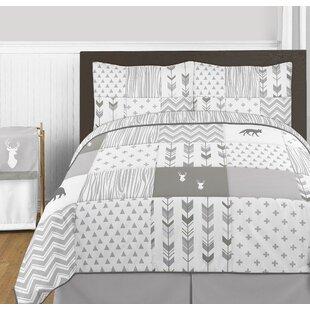 Sweet Jojo Designs Woodsy Bedding Set