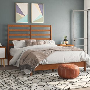 Bargain Parocela Retro Panel Bed by Langley Street Reviews (2019) & Buyer's Guide
