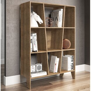 Jaquan Standard Bookcase by George Oliver