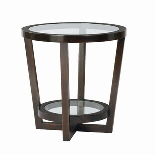 Zola End Table by Bernhardt