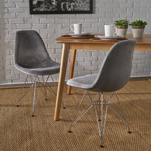 Coreen Upholstered Dining Chair (Set of 2..