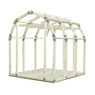 Check Price Today Barn Roof Enclosure Kit 2x4 Basics