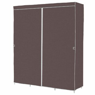 Tanner 60'' W Portable Clothes Wardrobe