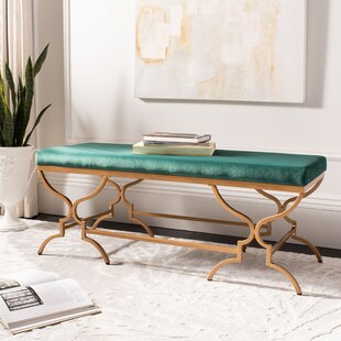 Mccutcheon Upholstered Bench