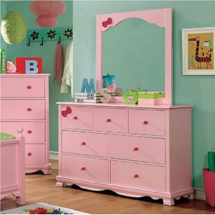 Top Reviews Morethampstead Kid 7 Drawer Dresser by Harriet Bee Reviews (2019) & Buyer's Guide
