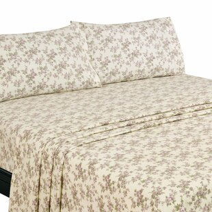 American Homes and Textiles Willshire Hill 100% Cotton Flannel Sheet Set