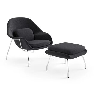 Alexandrina Lounge Chair by Orren Ellis SKU:CB659885 Description