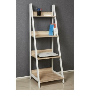 Mazzone Ladder Bookcase By Mercury Row