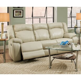Seatonville Motion Reclining Sofa by Simmons Upholstery