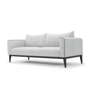 Jessa Classic Mid-Century Modern Sofa by Langley Street