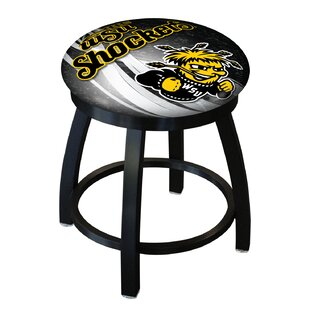 Affordable Price NCAA Swivel Bar Stool by Holland Bar Stool Reviews (2019) & Buyer's Guide