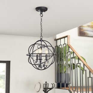 Willa Arlo Interiors Dalveen 3-Light Pendant