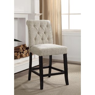 Tomasello Upholstered Dining Chair (Set of 2)