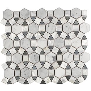 Noble Random Sized Marble Mosaic Tile