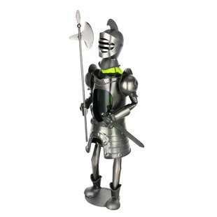 Knight Medieval Middle Ages Holder 1 Bott..