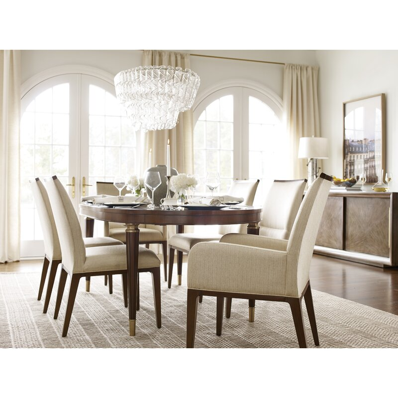 87628163fb Lexington Tower Place Drake Extendable Dining Table & Reviews | Wayfair