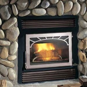 Prestige Wood Burning Fireplace by Napoleon