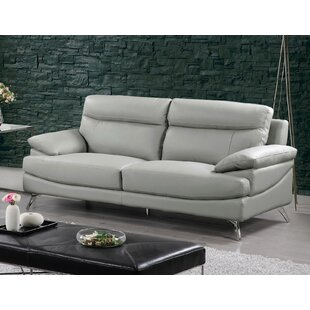 Leather Sofa by Best Quali..