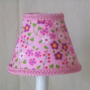 Blooming Beauties 11 Fabric Empire Lamp Shade