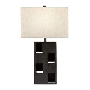 Avel Rectangular 30 Table Lamp