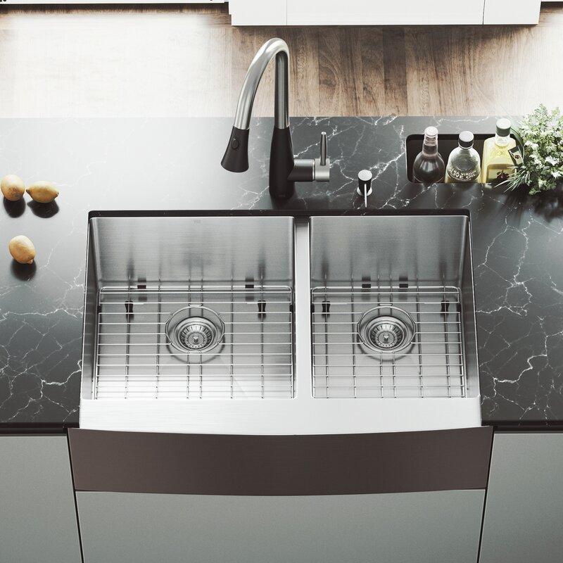 Undermount Kitchen Sink Faucet Placement on single kitchen sink faucet, wall mount kitchen sink faucet, farmhouse kitchen sink faucet,
