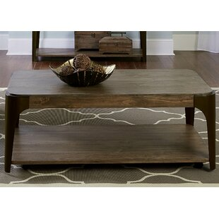 Dupuy Rectangular Coffee Table by Williston Forge