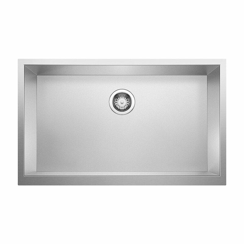 Blanco Precision 32 L X 20 W Farmhouse/Apron Kitchen Sink