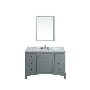 Piccirillo 49.5 Single Bathroom Vanity Set