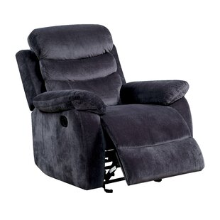 Best Reviews Ellicott Manual Glider Recliner by Red Barrel Studio Reviews (2019) & Buyer's Guide
