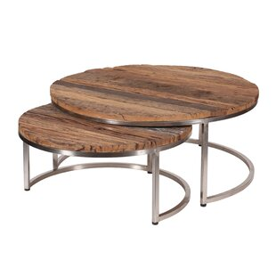 Ouezzane 2 Piece Coffee Table Set By World Menagerie