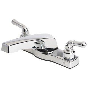 Beau 2 Handle Deck Mounted Roman Tub Faucet