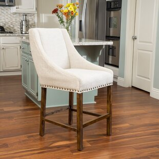 Stenson Bar Stool Gracie Oaks