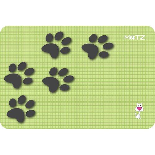 Smart Tiles Matz Elishya 48 In X 36 In Non Slip Indoor Floor Mat Wayfair