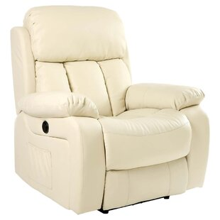 Massage And Heat Recliner By Ebern Designs