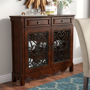 Baldwin 2 Door and 2 Drawer Cabinet by Darby Home Co